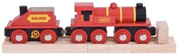 BigJigs Big Red Engine