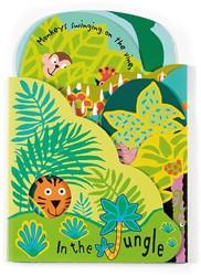 Jellycat In The Jungle Board Book - 22cm