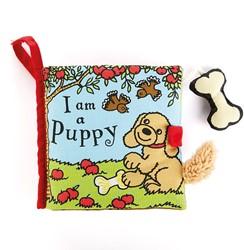 Jellycat I am a Puppy Book - 16cm