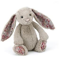 Jellycat knuffel Blossom Beige Bunny Baby -13cm