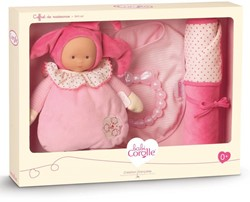 Corolle  Babi Corolle knuffelpop Poppen geboorteset meisje BMD55