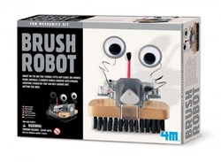 4M FUN MECHANICS KIT: BORSTEL ROBOT
