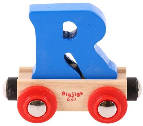 Bigjigs Rail Name Letter R (6)