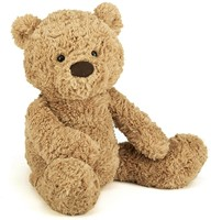 Jellycat knuffel Bumbly Beer Klein 30cm