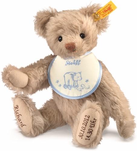Steiff Teddy bear birth, beige - 27cm