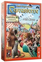 999 Games spel Carcassonne: Het Circus