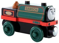 Thomas and Friends  houten trein Thomas Samsom