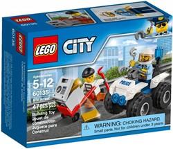 Lego  City politie ATV-arrestatie 60135