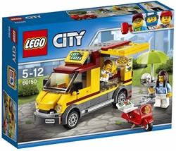 Lego  City set Pizza bestelwagen 60150