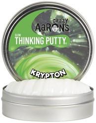 Crazy Aaron's putty Glow - Krypton