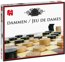 Jumbo  bordspel Dammen