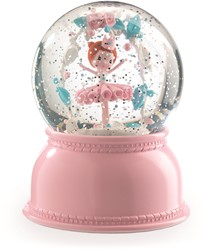 Djeco sneeuwbol Ballerina