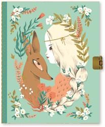 Djeco dagboek Lucille secrets