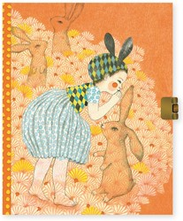 Djeco dagboek Elodie secrets