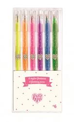 Djeco gelpennen 6 neon gel pens