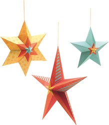 Djeco hang decoratie Stars at night