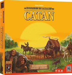 999 Games De Kolonisten van Catan: Kooplieden & Barbaren