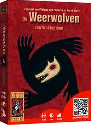 999 Games  kaartspel De Weerwolven van Wakkerdam