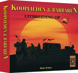 999 Games spel Catan: Kooplieden & Barbaren
