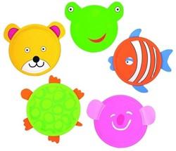 Buitenspeel buitenspeelgoed Dieren frisbee