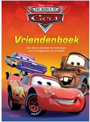 Disney Cars Vriendenboekje