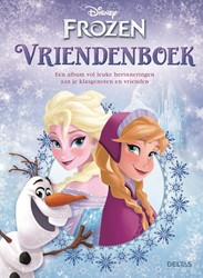 Disney Frozen Vriendenboekje