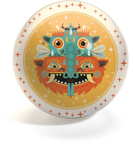 Djeco Speelbal Totum (diameter 15 cm)