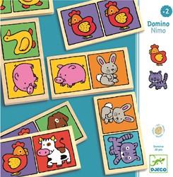 Djeco kinderspel Domino-nimo