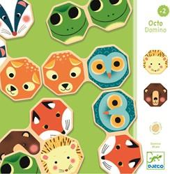 Djeco kinderspel Octo Domino