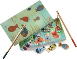 Djeco kinderspel Fishing dream