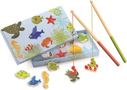 Djeco kinderspel Fishing tropic