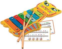 Djeco muziekinstrument metale Xylofoon