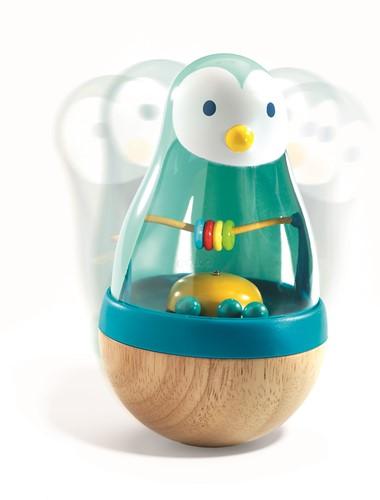 Djeco tuimelaar Roly Pingui