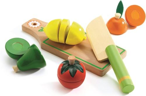 Djeco Fruits et légumes à couper*