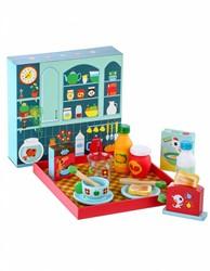 Djeco keuken accessoire Ontbijtservies