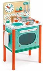 Djeco Jeux d'imitation-Gourmandises La cuisinière de Léo