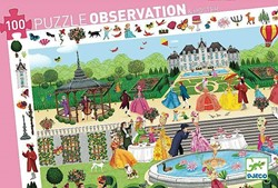 Djeco puzzel observation tuinfeest