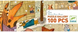 Djeco puzzel Parijs