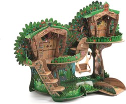 Djeco Arty Toys - Forest house