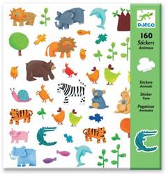 Djeco Stickers Animaux