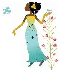 Djeco Paper dolls - Dresses through the seasons