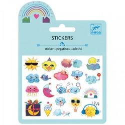 Djeco Mini stickers Météo
