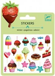Djeco Mini stickers Sucrés