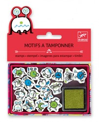 Djeco Mini tampons Emoticones