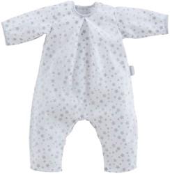 Corolle  Mon Classique poppen kleding Pyjama met sterren 52cm DKL65