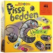 999 Games  kaartspel 999-PIS01 Pissebedden