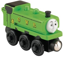 Thomas and Friends  houten trein Duck