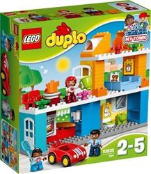 Lego  Duplo set Familiehuis 10835