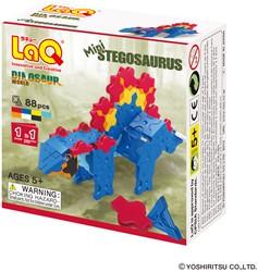 LaQ Dinosaur World Mini Stegosaurus