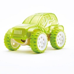 Hape houten speelvoertuig Trailblazer